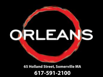 Orleans Restaurant Somerville